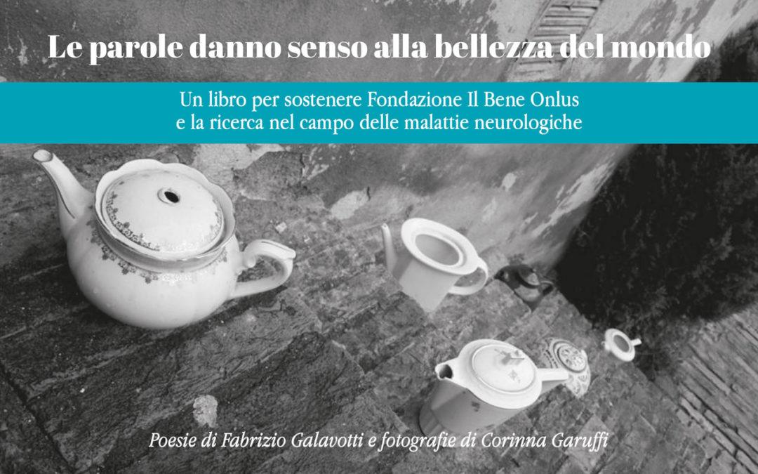 Le parole danno senso alla bellezza del mondo: una raccolta di poesie e foto, omaggio a Fabrizio Galavotti