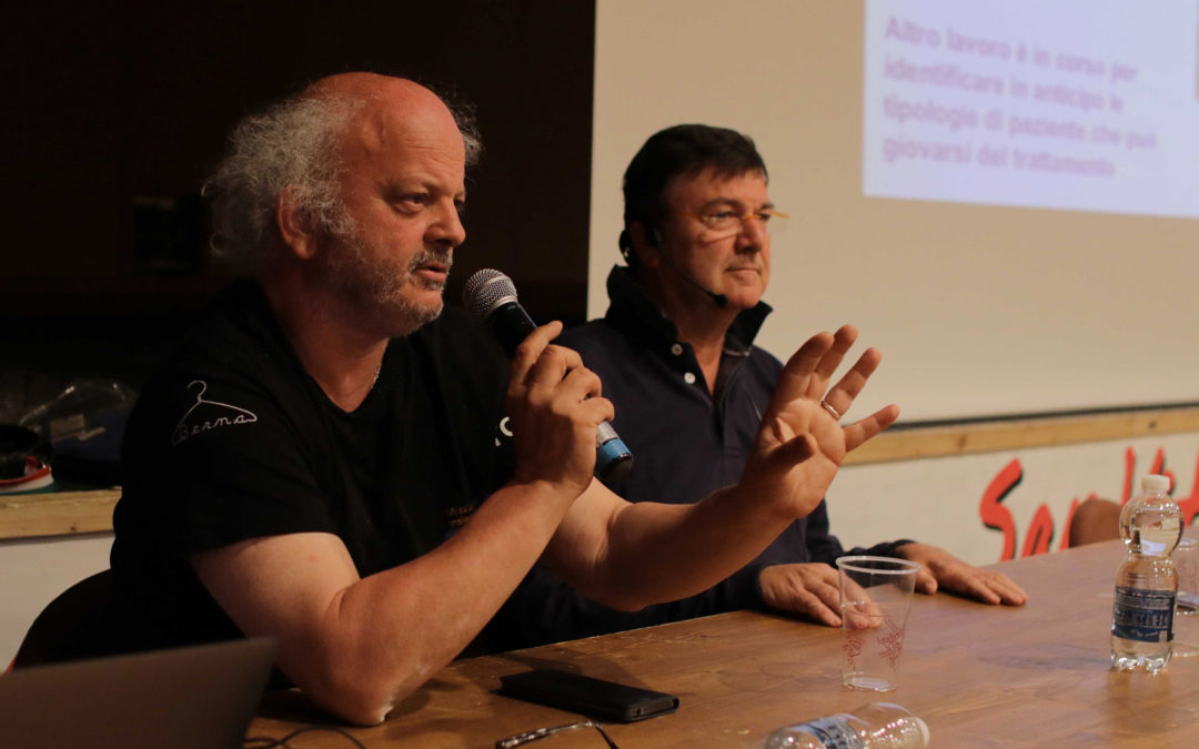 Convegno scientifico Verticale Solidale 2018: testamento biologico, libera ricerca, brave dreams
