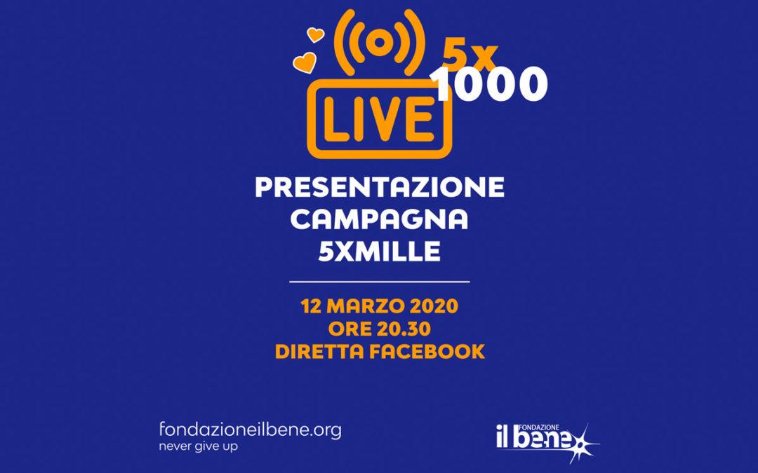 Presentazione campagna 5×1000 2020